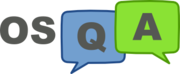 OSQA: Open Source Q&A Forum logo